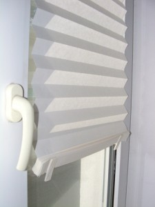 бумажные жалюзи белые